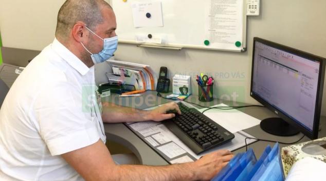 Ortopedi v Jesenické nemocnici využívají špičkovou ultrazvukovou diagnostiku