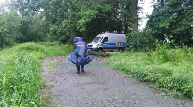 AKTUALIZOVÁNO. Policie na Šumpersku pátrá po mladém vodákovi
