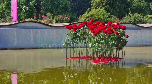 """Akce """"Vyznání růžím"""" úspěšně zahájila sezónu květinových výstav"""