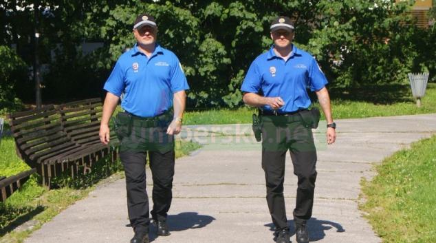 Městská policie Šumperk dohlíží na dodržování obecně závazných vyhlášek města