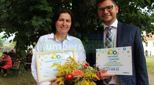 Šumperk získal ekologické ocenění