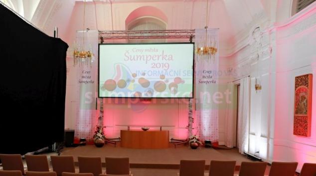 Nová koncepce Cen města Šumperka