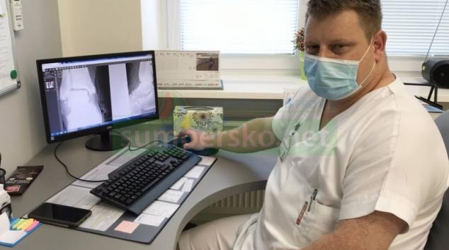 Ortopedi jesenické nemocnice se specializují na operace rukou