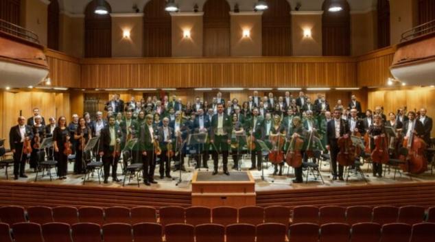 Moravská filharmonie Olomouc u vás doma
