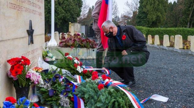 Den válečných veteránů v Olomouci