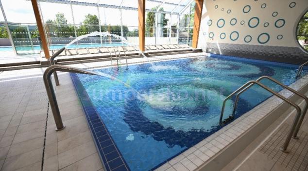 Znovuotevření šumperského Aquacentra