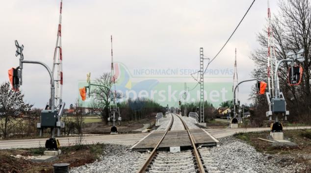 Na trať mezi Olomouc a Šternberk vyjely vlaky