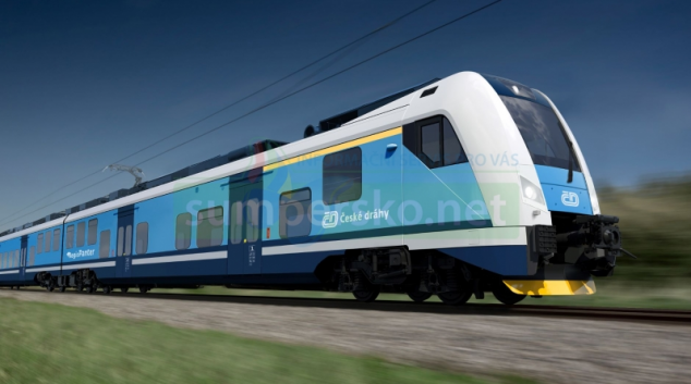 V Olomouckém kraji dopravu na tratích v elektrické trakci zajistí národní dopravce