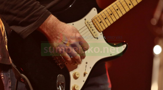 """Blues Aperitiv: """"Příležitost pro nové bluesové talenty"""""""