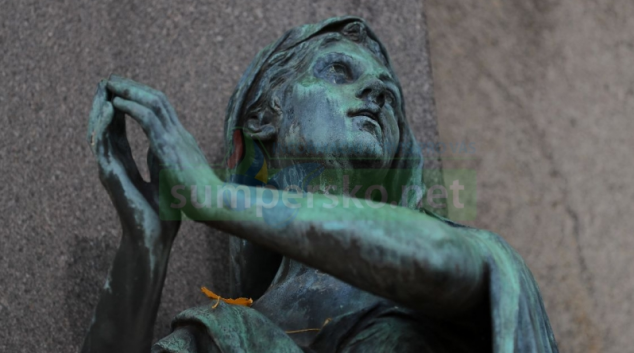 Úprava historických hrobek v Šumperku
