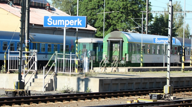 Výluky na trati Olomouc – Šumperk