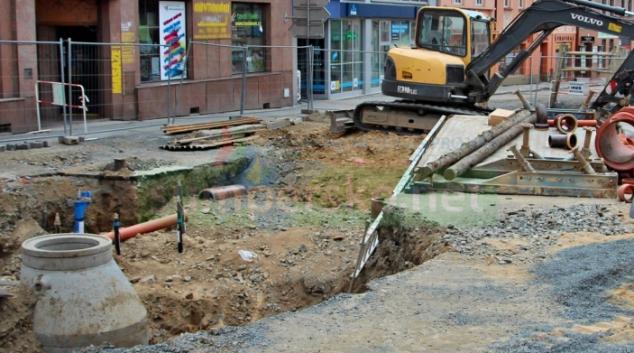 Na budování kanalizací, vodovodů jsou k dispozici dotační programy