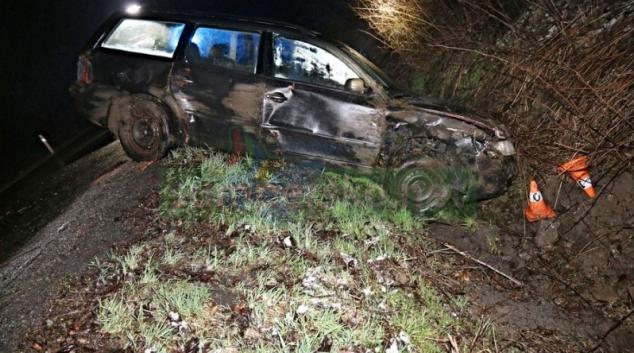 Tragická havárie a Jesenicku