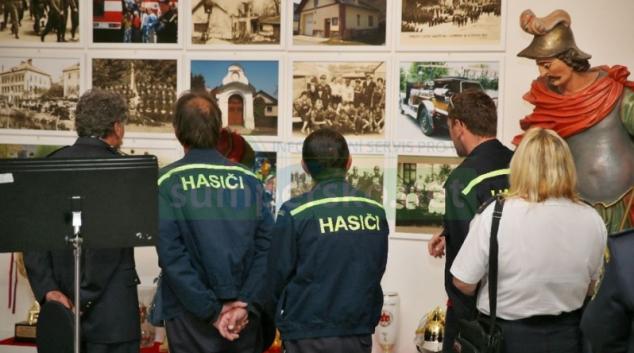 Toulky hasičskou historií