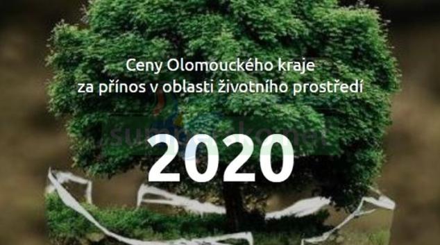 Hejtmanství přijímá nominace na ceny životního prostředí