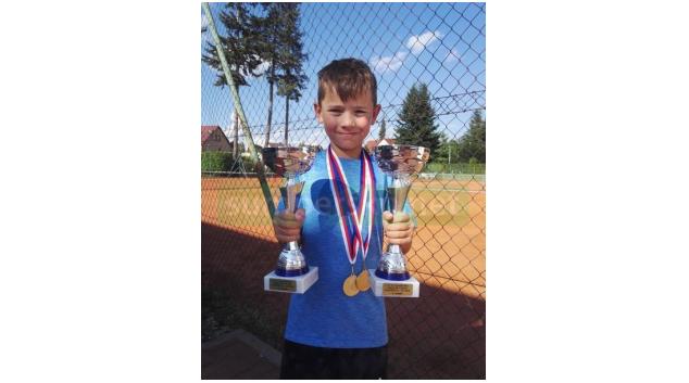 T. J. Sokol Šumperk hledá mladé tenisové naděje