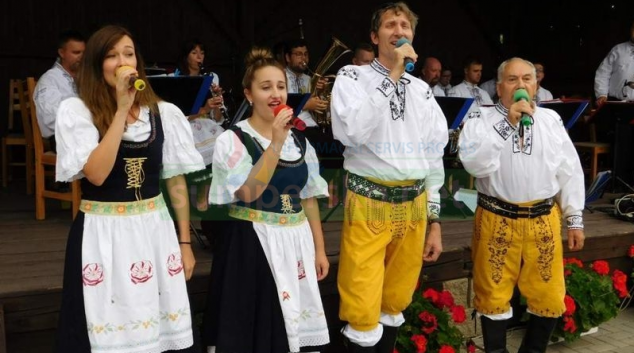 V Bludově se chystá festival dechovky