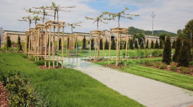 Na šumperském hřbitově vzniklo nové pietní místo