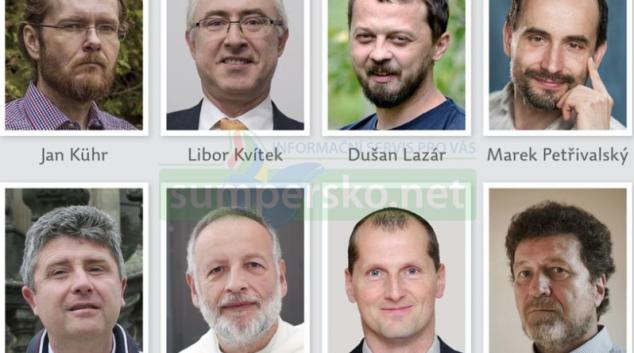 Osm profesorů převzalo jmenovací dekrety
