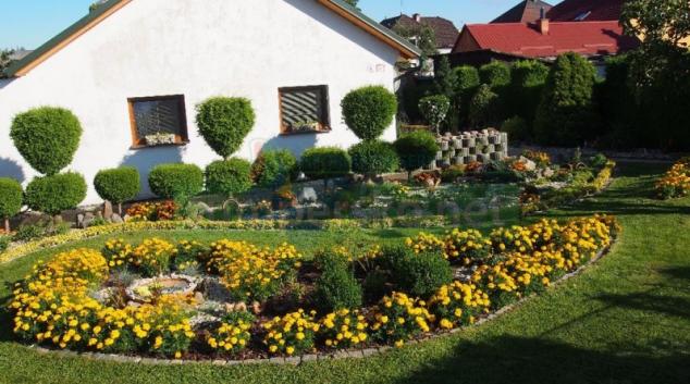 Zábřežská radnice opět ocení rozkvetlá okna, balkony i předzahrádky