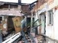 Výbuch uniklého plynu a následný požár na Litoveslsku