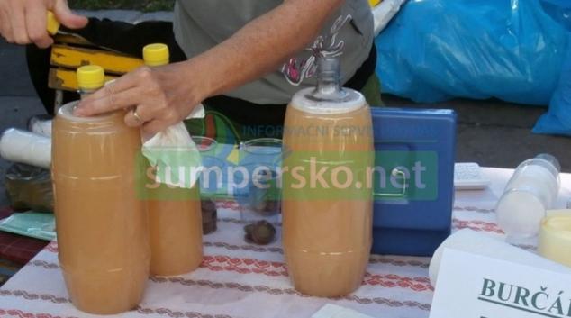 Potravinářská inspekce zahájila kontrolu burčáku