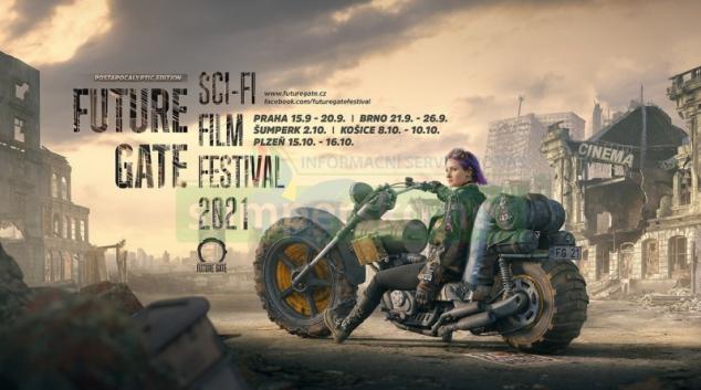 Sci-fi film festival 2021 opět v Oku