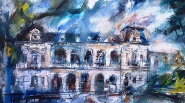 Lubomír Bartoš, malíř Jeseníků