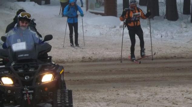 Závod Rock Point – Zimní výzva dokončily jen čtyři dvojice!