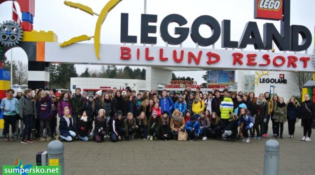 Ani stávka učitelů nepokazila pobyt jesenickým studentům na dánském ostrově Fyn