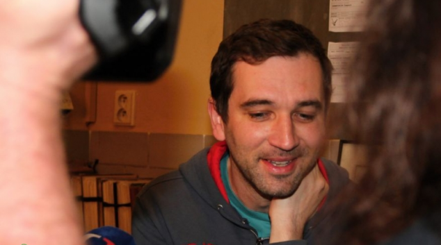 Ondřej Sokol začal točit v Šumperku film Krásno