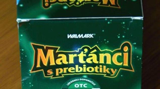 """S """"Marťánky"""" dostanete i nebezpečné svítilničky"""