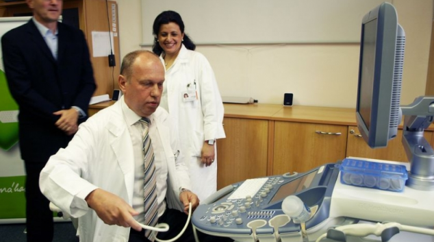 Dětská gynekologie FN Olomouc získala moderní ultrazvukový přístroj
