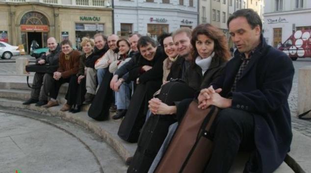Václav Hudeček vystoupí za doprovodu orchestru Camerata Moravia