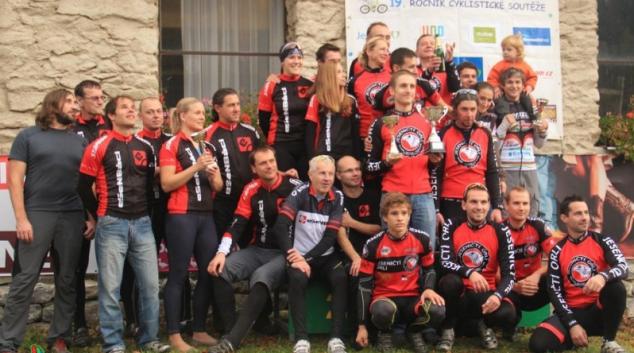 Jesenický šnek zakončil sezónu 2013 v Horní Lipové