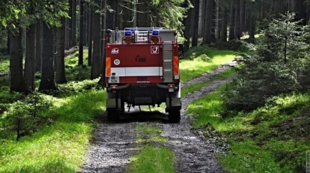 Hořelo v Mladoňově a Horních Studénkách