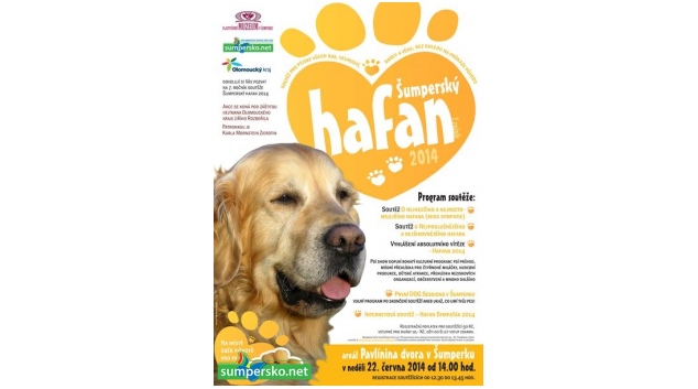 Šumperský Hafan 2014 se koná 22.června!