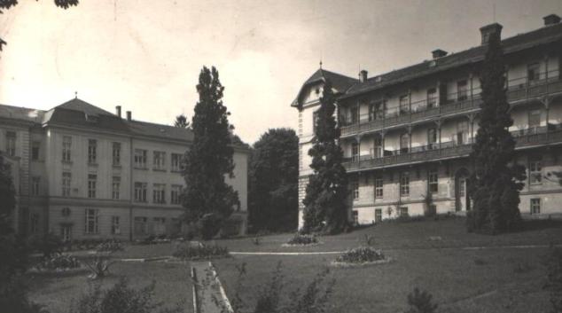FN Olomouc - 115 let