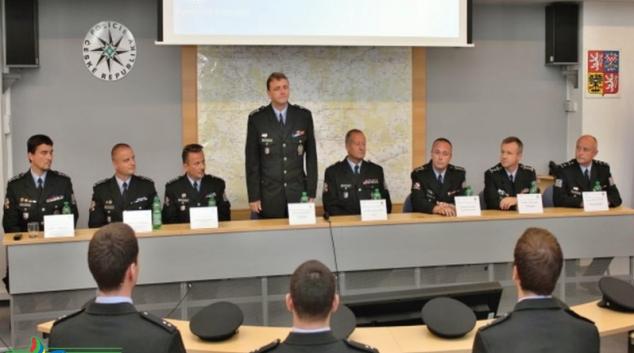 Olomoucký kraj má třináct nových policistů