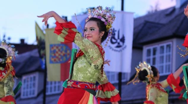 Ve středu začíná Mezinárodní folklórní festival