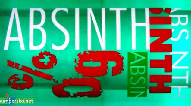 Absinth obsahoval 30 procent metanolu