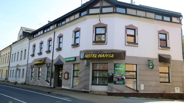 Vymyslíte nový název bývalého hotelu Hansa?