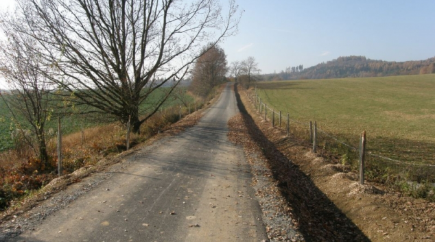 Propojení Moravské cyklotrasy Bludov – Šumperk