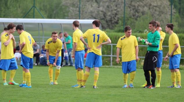 FK Šumperk vs FK Fotbal Třinec  0:1