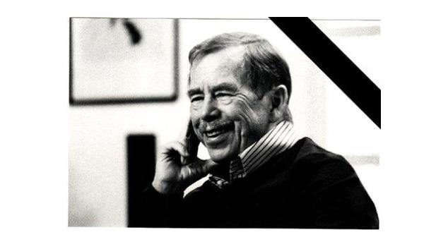 Zemřel Václav Havel