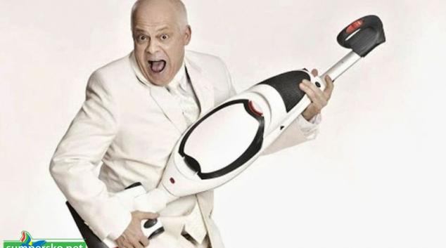 Komediální talent předvede Bob Klepl v Šumperku