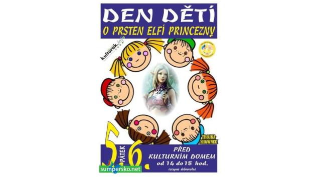 Velkolepá oslava Dne dětí v Zábřehu