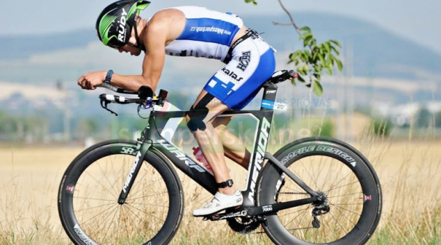 Zábřežský David Jílek zdolal v letošní sezoně již čtvrtého Ironmana