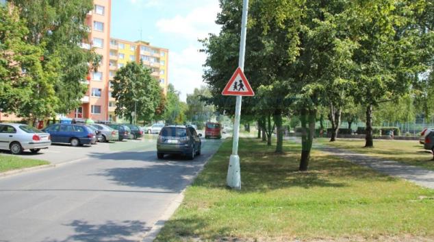 Šumavská ulice přestane být nejvíce nebezpečná ve městě