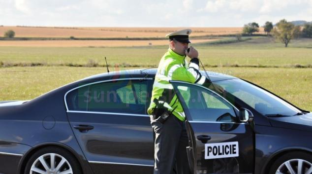 Zloděje z olomouckého parkoviště zadržela dálniční policie u 9 křížů